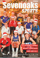 Sevenoaks Sports magazine front cover, Christmas 2018